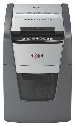 Rexel Optimum AutoFeed Plus Shredder 100M