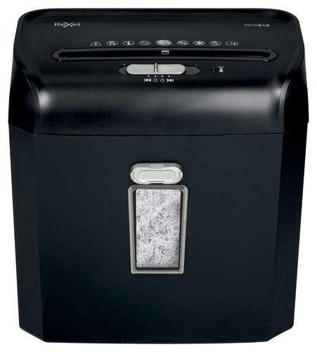 Rexel Promax QS 6/12 Cross Cut Shredder