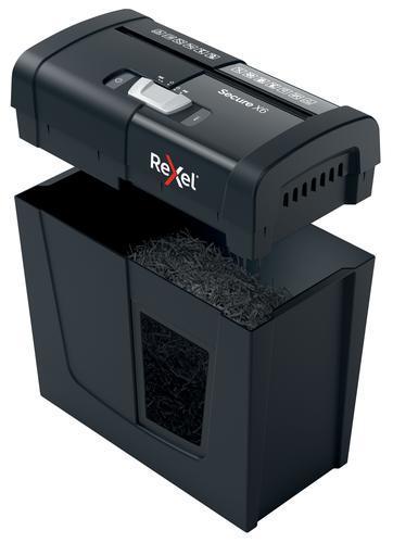 Rexel Secure X6 Cross Cut Shredder 2020122