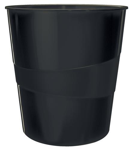 Leitz Recycle Waste Bin Black