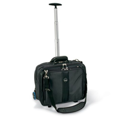 Kensington Black Contour Roller Laptop Case 6234+A648