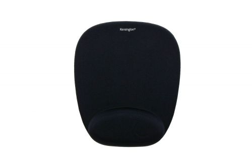 Kensington Foam Mouse Pad & Wristrest Black Ref 62384