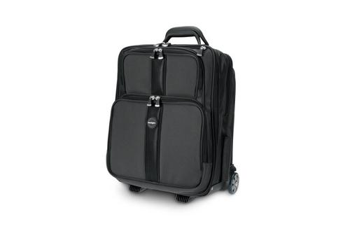 Kensington Black Contour Overnight Roller Laptop Case 62903