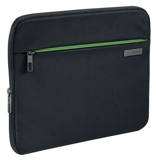 "Leitz Complete 10"" Tablet Sleeve, Black"