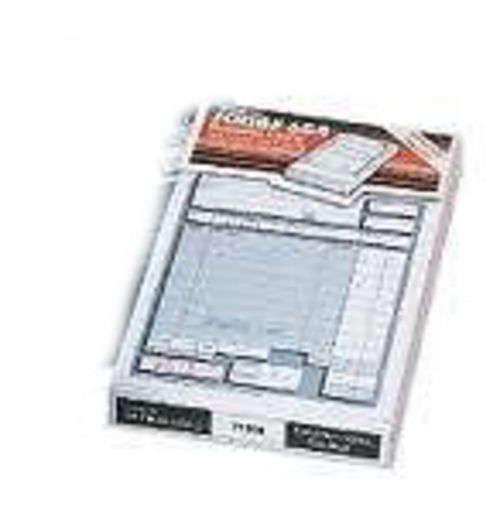 Rexel Scribe 855 Counter Sales Receipt 3 Part Refill (Pack of 75) 71707
