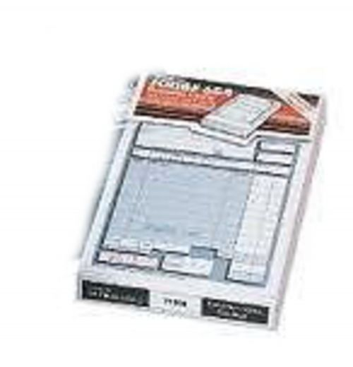 Twinlock Scribe 855 Goods Received Business Form 3-Part 216x138mm Ref 71709 [Pack 75]