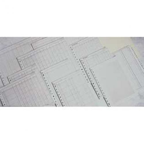 Twinlock V4 Variform 5 Column Cash Sheets 296x210mm Ref 75931 [Pack 75]