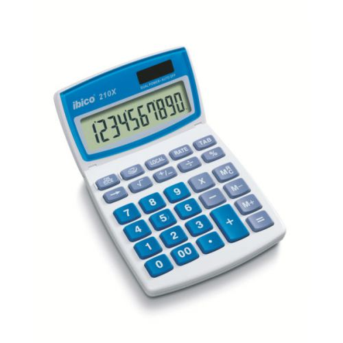 Ibico 210X Calculator EU