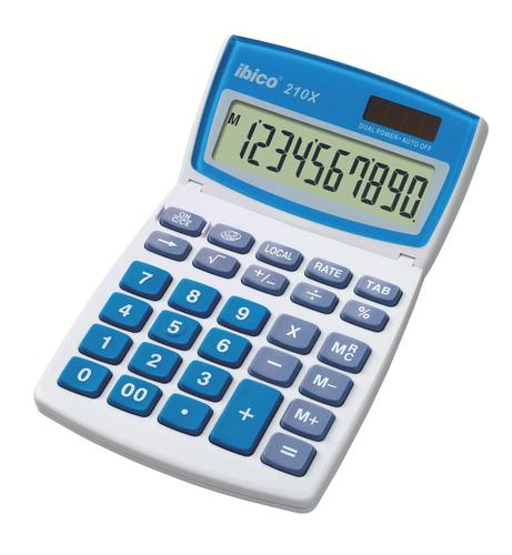 Rexel Ibico 210X Desktop Calculator