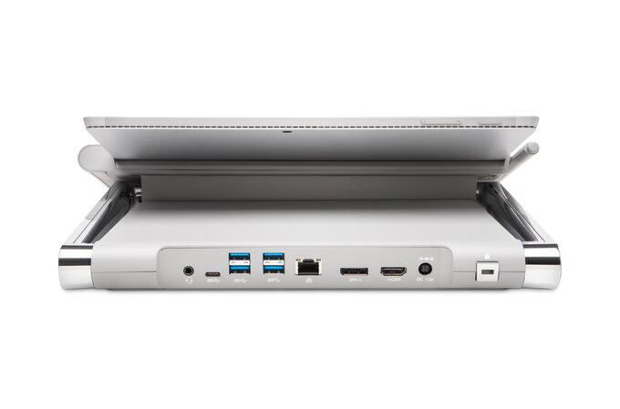 Kensington SD7000 Docking Station for Surface Pro Silver
