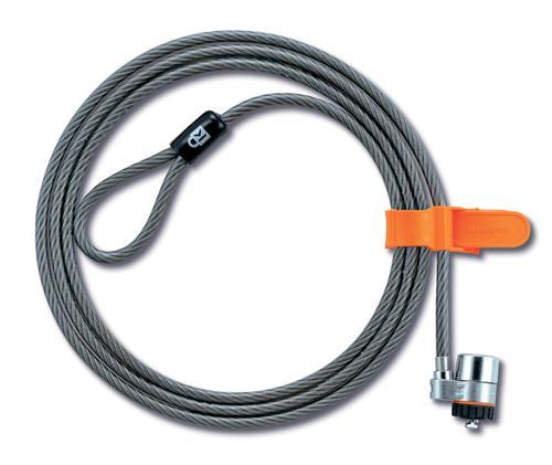 Kensington MicroSaver® Laptop Lock Bulk Pack - Master Keyed Silver (25)