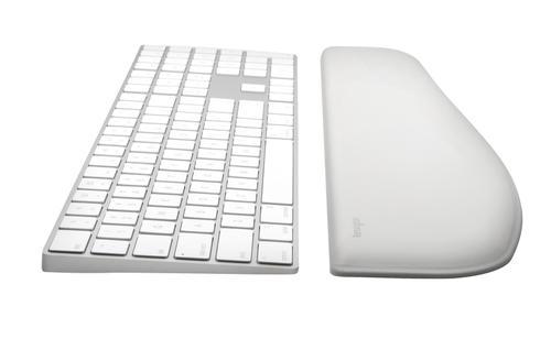 Kensington ErgoSoft Wrist Rest For Slim Keyboard Grey