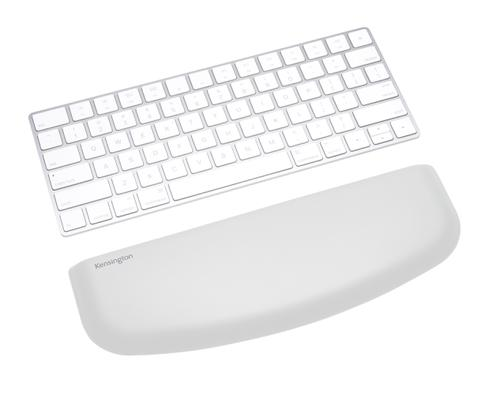 Kensington ErgoSoft Wrist Rest, Slim Compact Keyboard Grey