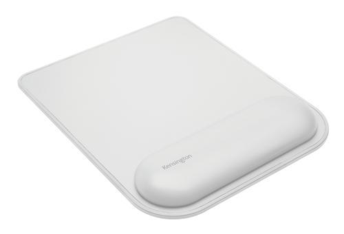 Kensington ErgoSoft Mousepad with Wrist Rest Grey