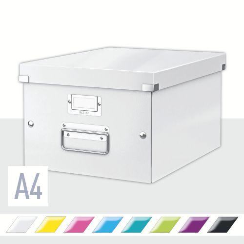 Leitz Click & Store Medium Box White 60440001