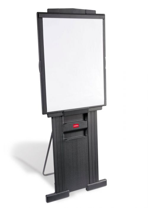 Nobo Duramax Flipchart Easel with W710xH1150mm Board A1 Ref Q201E