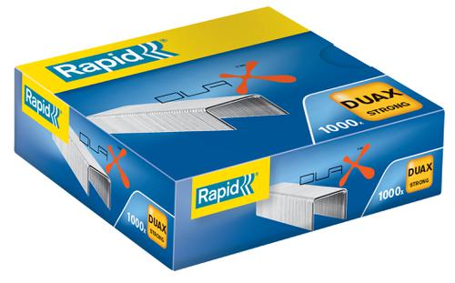 Rapid DUAX Staples  (1000) - Outer carton of 5
