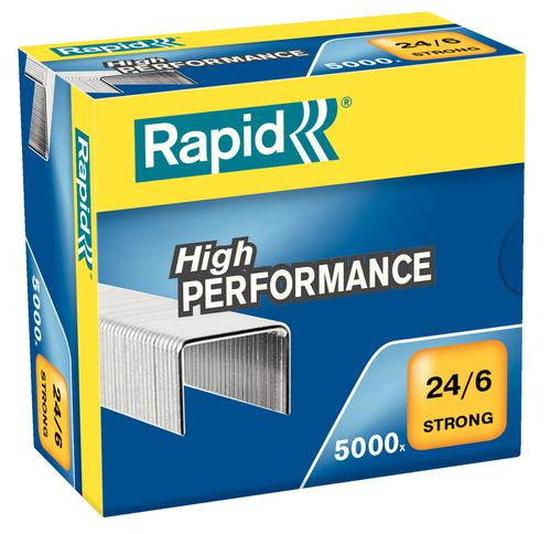 Rapid Strong Staples 24/6 (5,000)