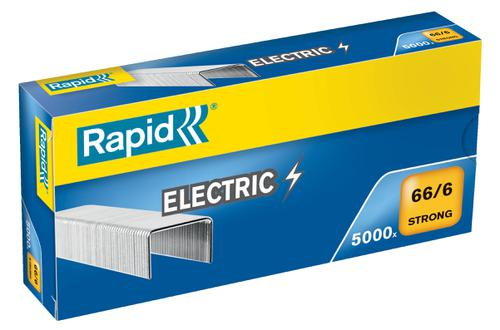 Rapid Strong Staples 66/6 Electric