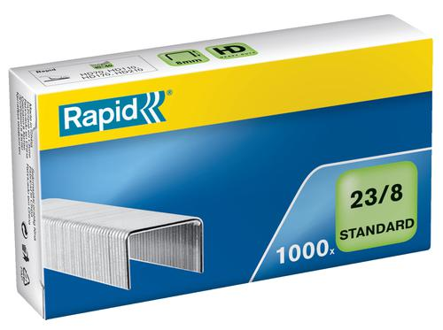 Rapid Standard Staples 23/8  (1000) - Outer carton of 10