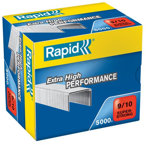 Rapid SuperStrong Staples 9/10 (5,000)