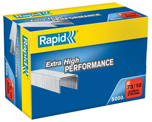 Rapid SuperStrong Staples 73/10 (5,000)