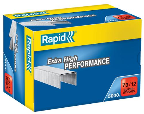 Rapid SuperStrong Staples 73/12 (5,000)