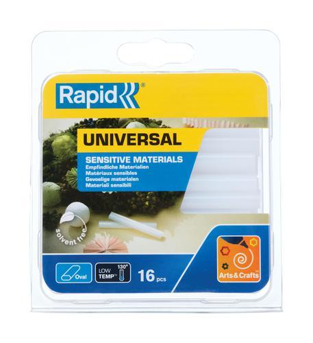 Rapid Oval Low temp Glue Stick Multi-purpose