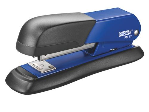Rapid Desktop Metal Halfstrip Stapler FM12 Blue