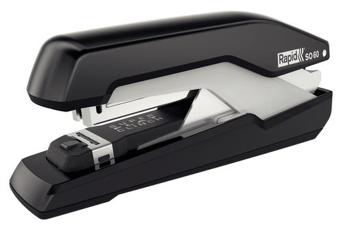 Rapid Supreme Omnipress Fullstrip Stapler SO60 Black