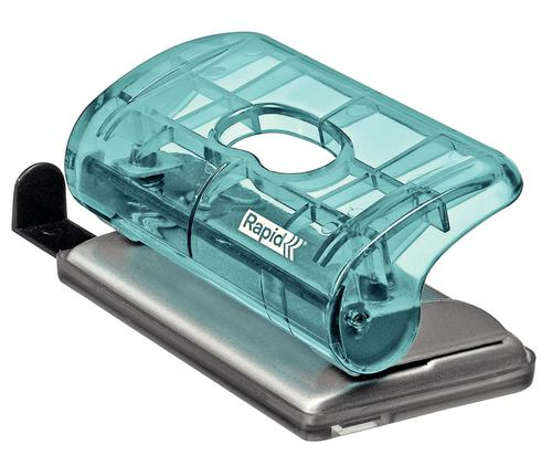 Rapid Colour'Ice Mini Hole Punch FC5 Blue