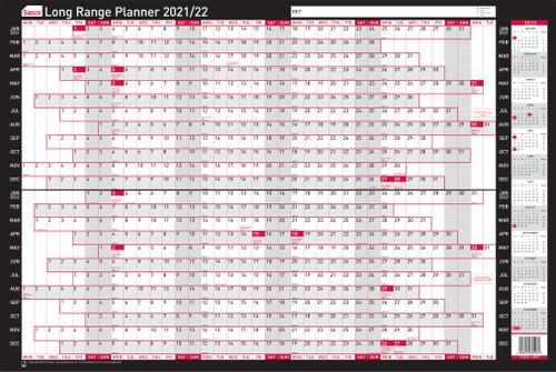 Sasco Mounted Long Range Planner 2021-23