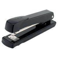 Rexel Aquarius Full Strip Stapler Black (Staples up to 20 sheets of 80gsm paper) 2100016