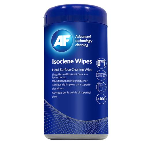 AF Isoclean Wipes Tub of 100