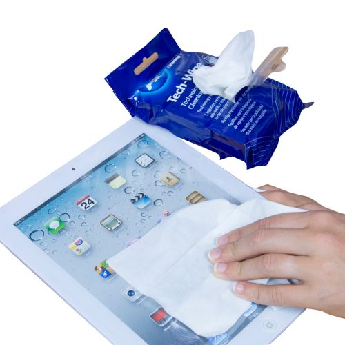 AF Mobile Technology Cleaning Wipes (Pack of 25) AMTW025P