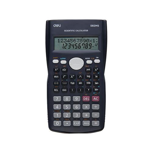Deli Ed82 Scientific Calculator 10+2 240F