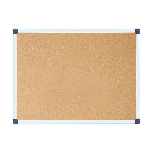 Deli Corkboard Au Frame 120x90cm