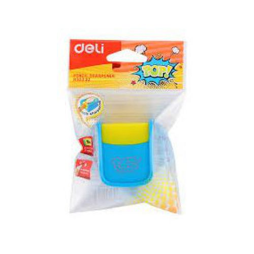 Deli Pop Pencil Sharpener Twin Hole