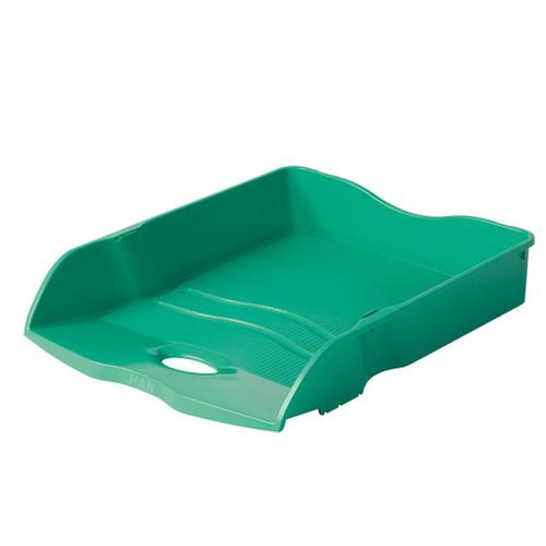 Han Re-Loop Letter Tray A4 Green
