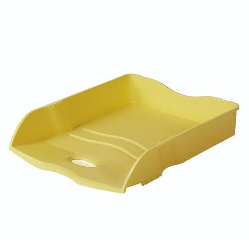 Han Re-Loop Letter Tray A4 Yellow