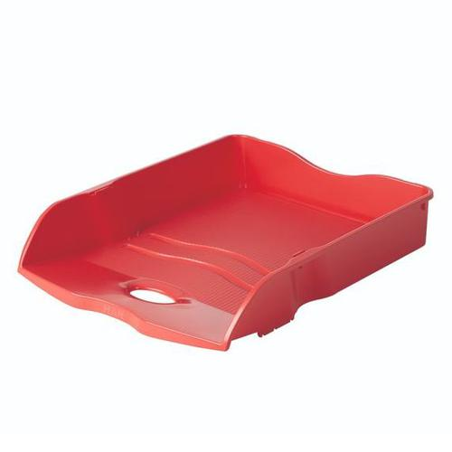 Han Re-Loop Letter Tray A4 Red