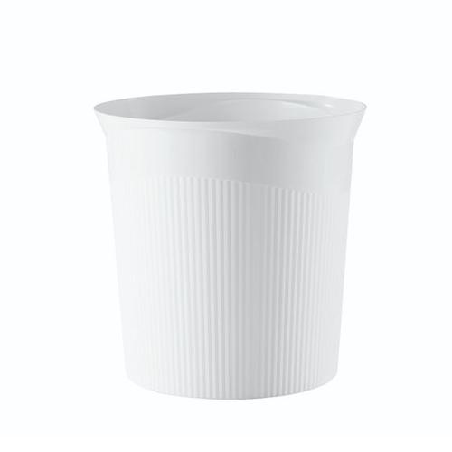 Han Wastepaper bin Re-Loop 13L White