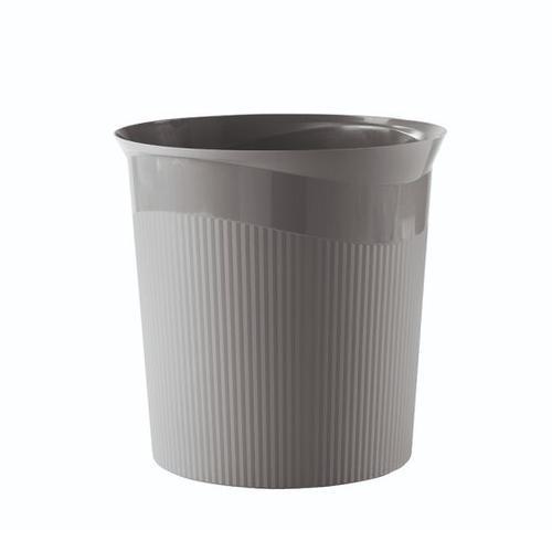 Han Wastepaper bin Re-Loop 13L Dark Grey
