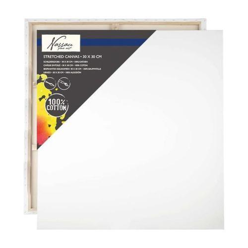 Fine Art canvas 30x30cm x 17mm