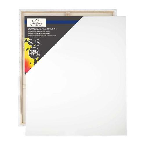 Fine Art canvas 30x40cm x17mm