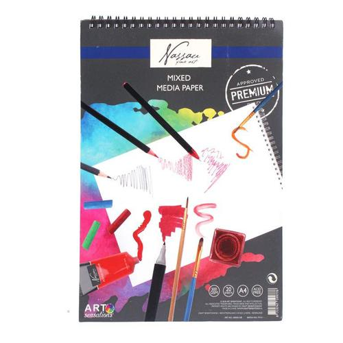 Fine Art Mixed Media Art Pad A4