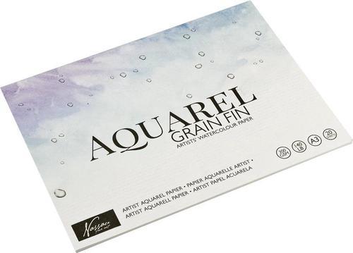 Fine Art  Aquarel Watercolour pad A3 300g