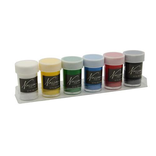 Fine Art Ceramic Paint Set 6x20ml Colours