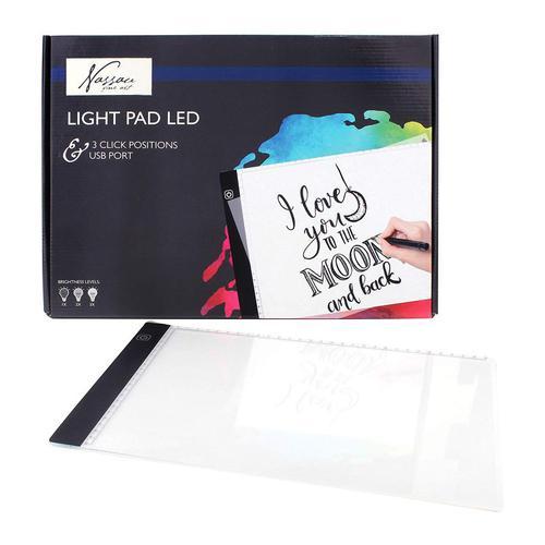 Fine Art Led Light Pad A4 USB