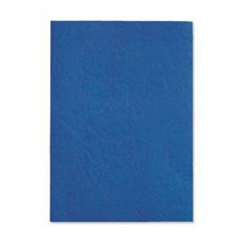 Pavo Leatherboard covers A4 270gsm blue